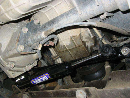 Another Steering Stabilizer Question - S-10 Forum