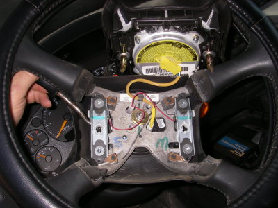 c6 corvette steering wheel swap with airbag s 10 forum 98 Pontiac Sunfire 98 Pontiac Sunfire